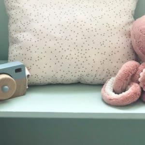 Tuto : Coudre un coussin pour la chambre de bébé