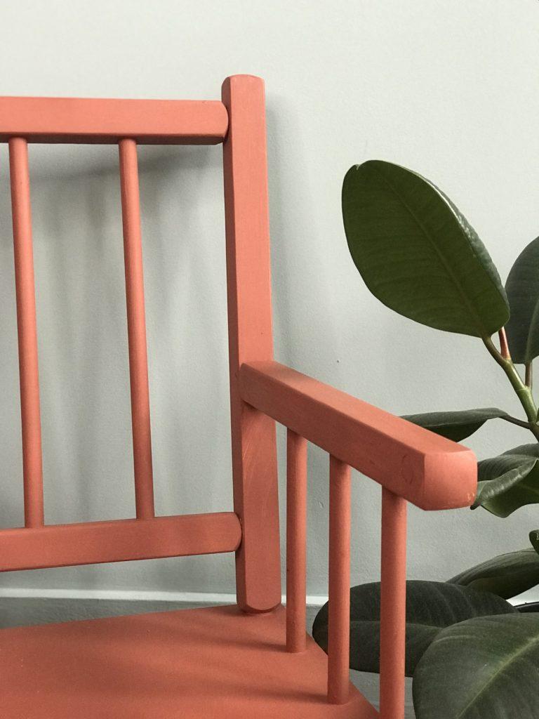 Fabriquer facilement une petite chaise pour bébé